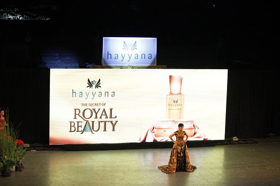 Acara Grand Launching Hayyana