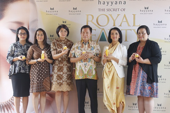 Pers Conference Launching Hayyana