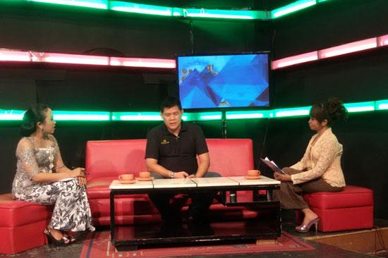 Talkshow Hayyana di TaTV