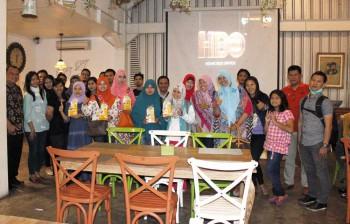 Gathering Blogger